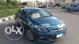 Opel Astra Enjoy Plus 2015