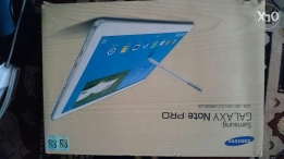 Samsung Note pro 12 for sell or exchange