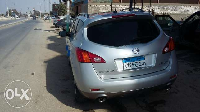 Nissan نيسان مورانو for sale