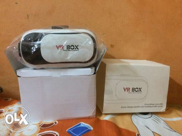 Vr box for salle new حلوان -  3