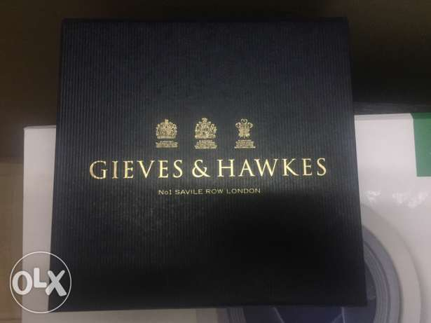 Tie from Gieves&Hawkes London New