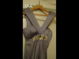 New Night Dresses/soiree Imported from abroadفستان لاسهره او فرح