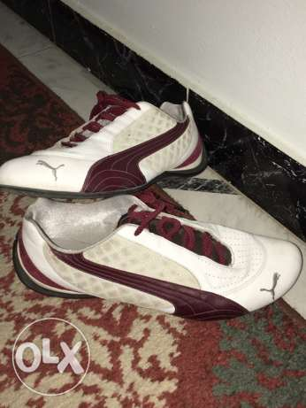 puma size 46 original like new