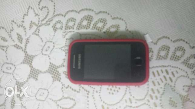 Samsung galaxy young حالة جيدة + cover for free
