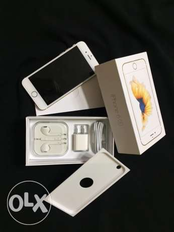 iPhone 6s Plus 64 g Gold New