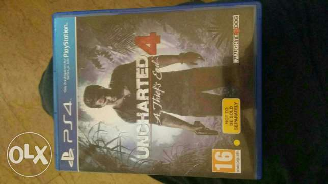 Uncharted 4 arabic edition شيراتون -  1