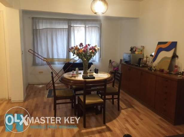 Nice Two Bedrooms Apartment 160 m in Zamalek For Sale