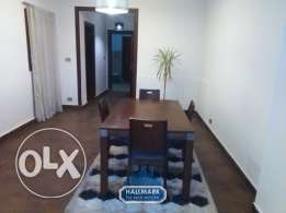 Fully Furnished Apartment for rent in A prime location in Maadi Degla