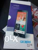 بالضمان Alcatel pop4 plus كسر الزيرو
