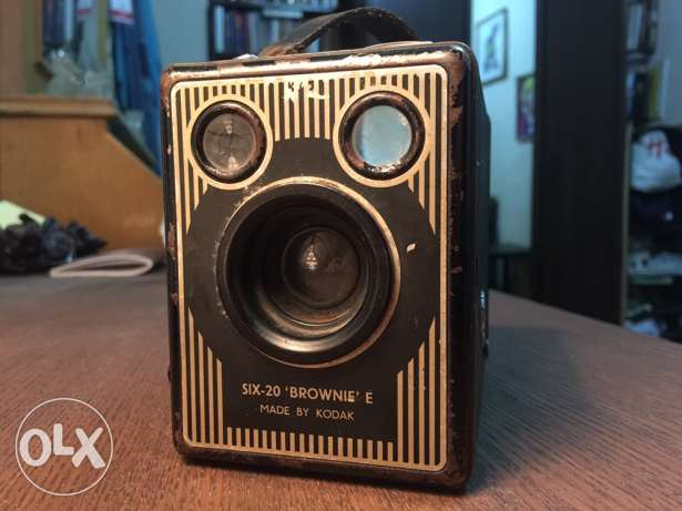 Six-20 Brownie E made by kodak حى الجيزة -  4