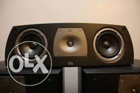 JBL N38 Speakers with N Center for Home theater - سماعات مسرح منزلي وسط القاهرة -  5