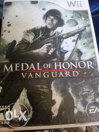 Middle of honor for wii in agood condition