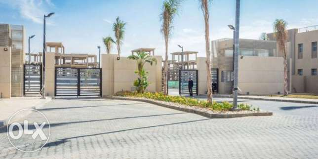 Typical Duplex for sale in Palm Parks208sqm lake& pool view fully fin. 6 أكتوبر -  2