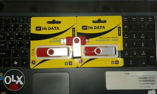 HiData Flash memory 8 GB OTG Andriod