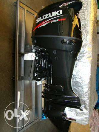 115&140 hp Suzuki outboard for four stroke