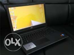 laptop dell core i5 ram6g h.d1000 nvidia920m جيل خامس