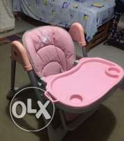 baby car seat not used + baby chair