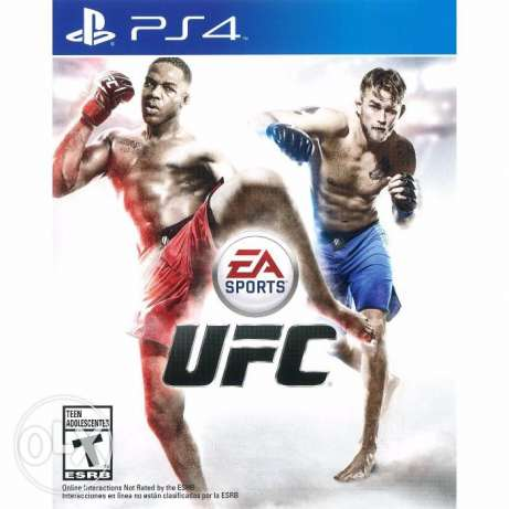ufc ps4 used