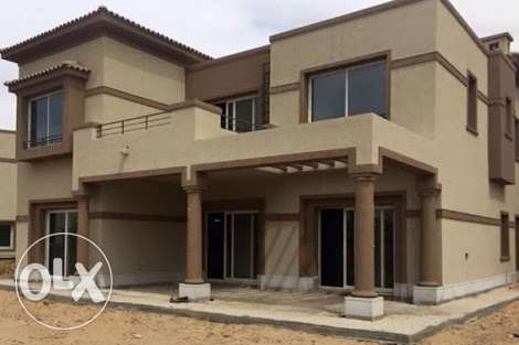 Villa 1000m for sale with Installament- Palm Hills Katameya 1