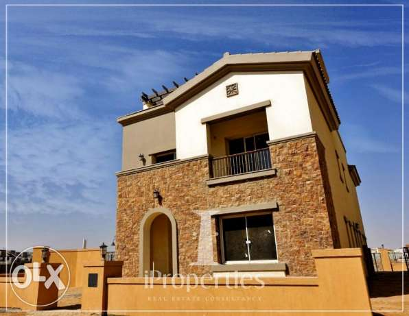 Emaar Mivida Standalone Villa Fully Finished ميفيدا اعمار فيلا مستقله