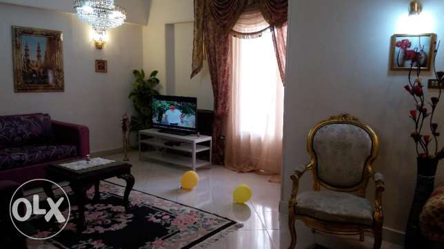 For rent full appliances flat new furniture in a good condition القاهرة -  1