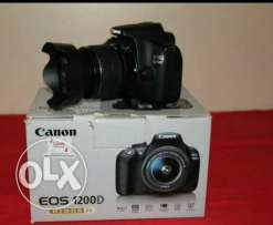 Canon 1200D shatter 3k ..just