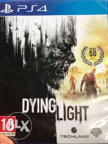 dying light like new ps4 for sale