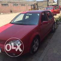 Golf 4 in a very good condition