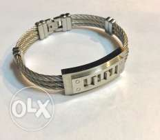 stanless steel bracelet for men