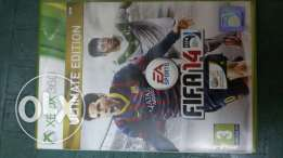 Fifa2014 game for xbox 360