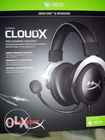 HyperX CloudX Pro Gaming Headphones for Xbox one , Playstation 4,Pc