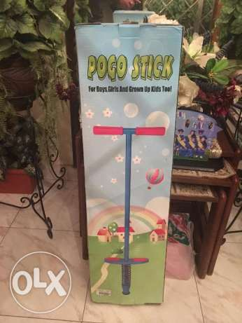 Pogo Stick for boys and girls