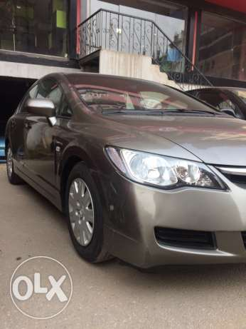 Honda Civic 2008 الهرم -  4