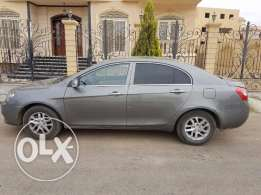 Geely Emgrand 7 model 2017