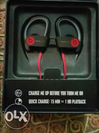 Beats by Dr. Dre - Powerbeats2 Wireless Bluetooth Earbud Headphones.