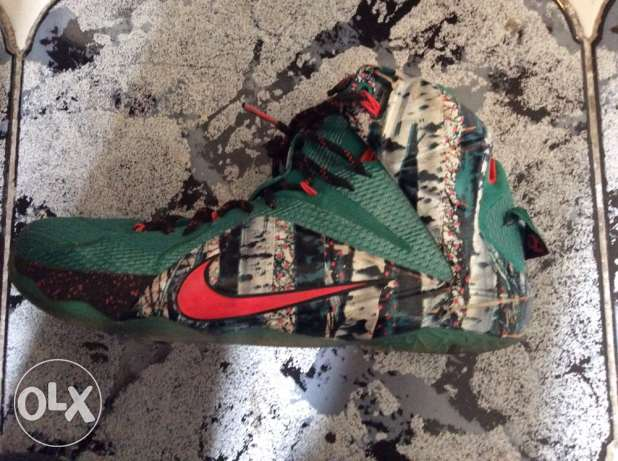 Basketball Shoes Lebron 12 Xmas limited edition