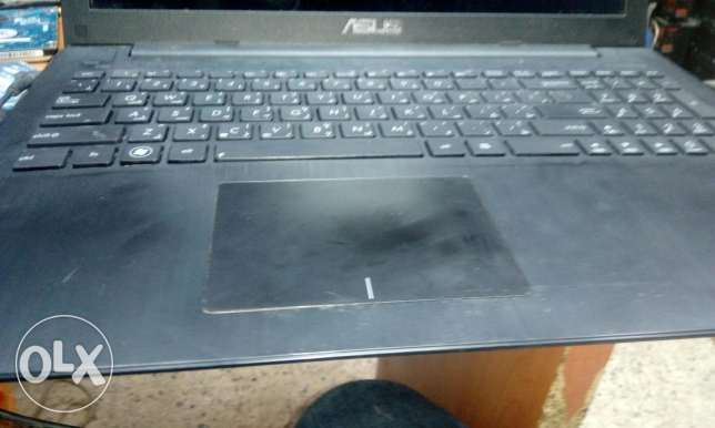 Lap top asus full keyboard