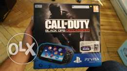 PS Vita call of duty edition with all accessories
