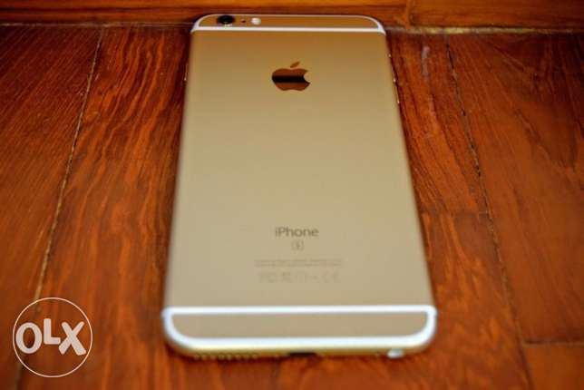 i phone 6 plus 128 GB gold from Kuwait الإسكندرية -  3