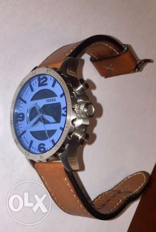 fossil men's watch المنتزه -  6