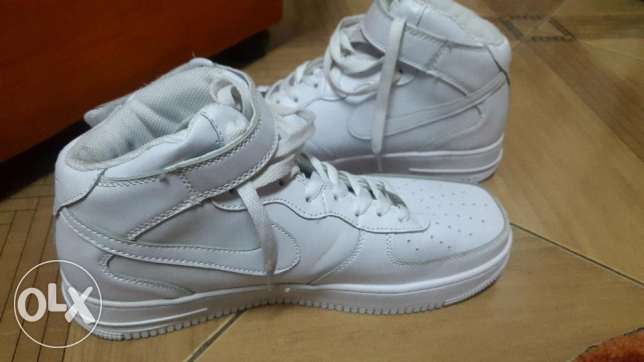Orignal Nike Air Force from Netherlands وسط القاهرة -  2