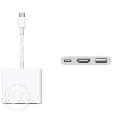 Apple USB -C Digital AV Multiport Adapter