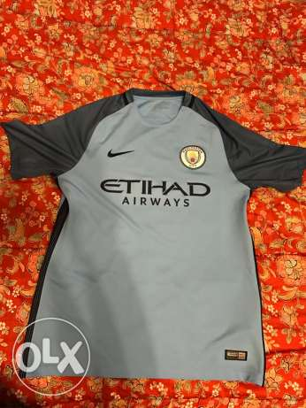Official Man City 2016/2017 Home Kit