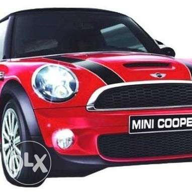 MINI COOPER (Charger)1:14