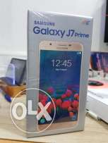 SALE : Galaxy J7 Prime With Box And Warintey Egypt With Good Price