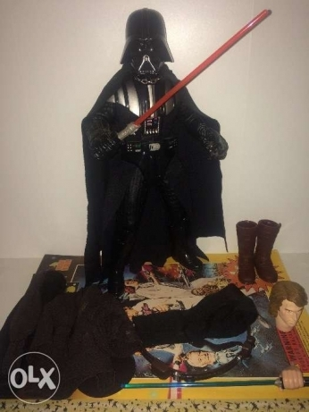 "Hasbro Ultimate Villain 12"" Darth Vader"