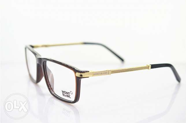 Mont Blanc optical glass