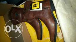 Caterpillar Shoes ( harly davidson )