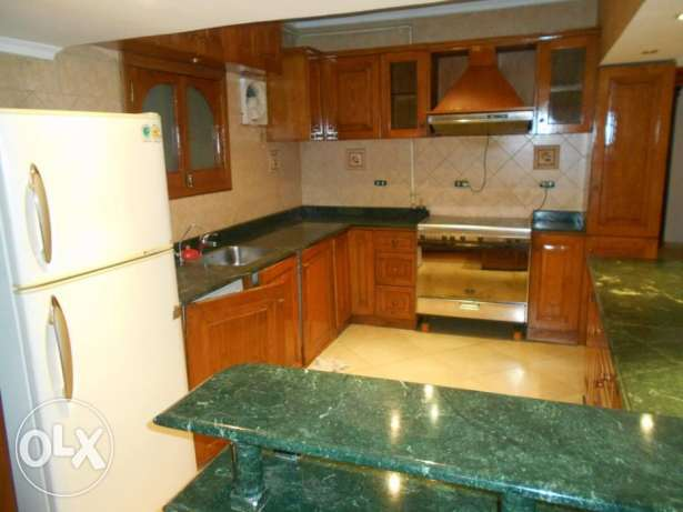 Furnished Apartment With American Kitchen For Rent In Maadi Sarayat المعادي -  4