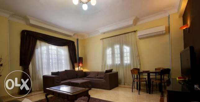 Furnished apartment for rent in newcairo 140 m